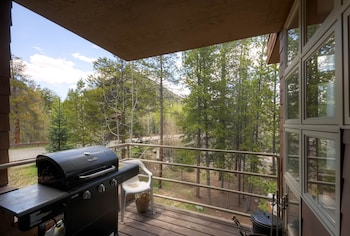 River Glen by Bighorn Rentals - Frisco, CO 80443 - Balcony
