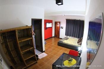 Micky Santoro Hotel & Restaurant Cebu Guestroom
