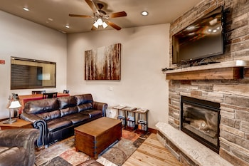 Boulevard Bend by Bighorn Rentals - Frisco, CO 80443 - Living Area