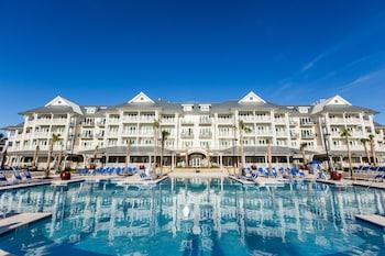 查爾斯頓港口碼頭海灘俱樂部飯店