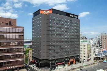 巢鴨站前阿帕飯店