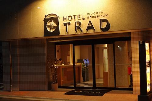 HOTEL TRAD Osaka Tsuruhashi