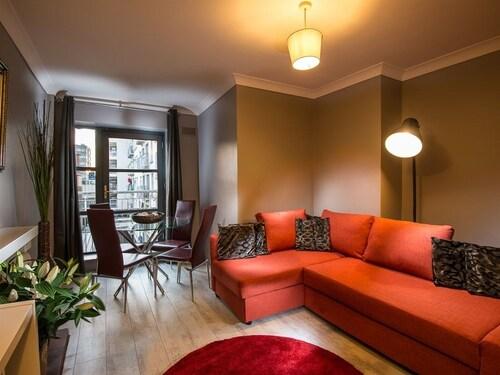 高級城市公寓飯店