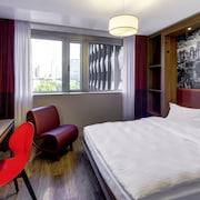 慢板法蘭克福市展覽公寓飯店