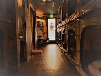 Capsule Inn Shimbashi - Men Only