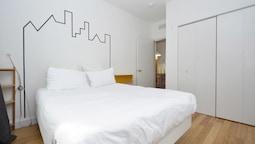 Art deco Lincoln Apartments