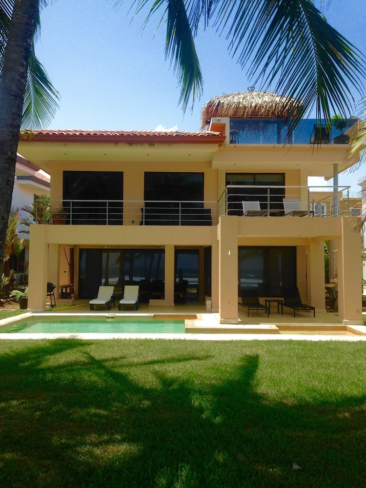 Beach Front Pool Gated Community by RedAwning