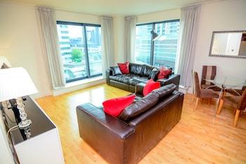 金絲雀碼頭河濱公寓飯店