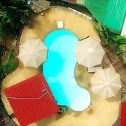 竹林熱帶酒廊