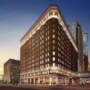 明尼亞波利斯市中心希爾頓大使套房飯店