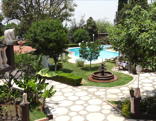 天堂花園 Spa 飯店