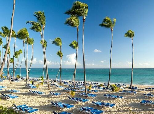 桑斯卡佩多明尼加海灘全包式飯店