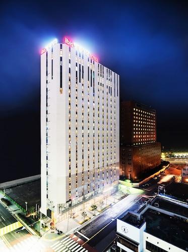 釜山宜必思海雲台快捷大使飯店
