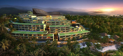 峇里島烏魯萬麗飯店渡假村及水療中心