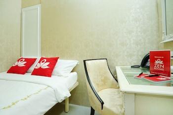 克拉克碼頭禪房飯店