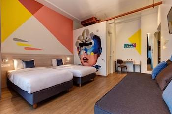 塞薩洛尼基顏色城市飯店