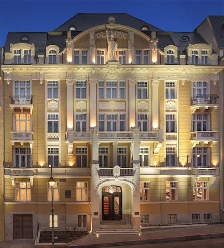 奧林匹克宮殿豪華 SPA 飯店