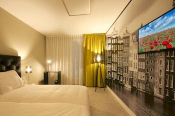 阿姆斯特丹露營旅館飯店