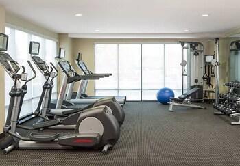 TownePlace Suites by Marriott Auburn - Auburn, AL 36832 - Fitness Facility