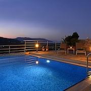 藍色仙靈別墅飯店