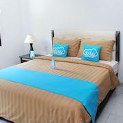 艾里峇里島金巴蘭武吉綠巷普特里 6 號飯店