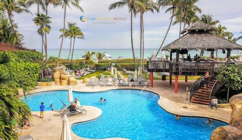 霍拉海灘渡假村套房出租公寓飯店