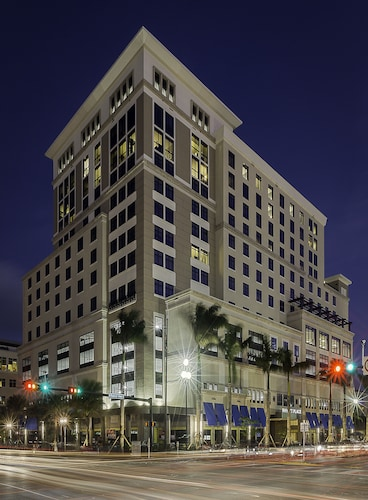 博卡拉頓凱悅嘉軒飯店/市中心