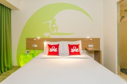 魯瓦圖 GWK 禪房飯店