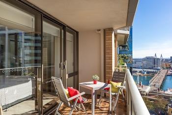 雪梨中心商業區服務式公寓飯店
