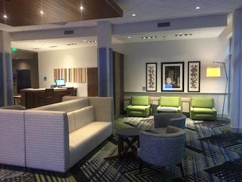 南卡羅來納查爾斯頓芒特普林森 US17 智選假日套房飯店