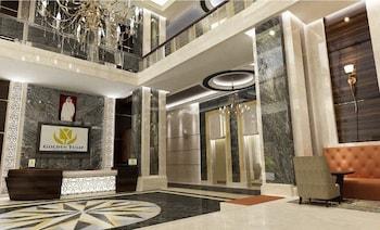 金色鬱金香多哈飯店