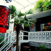 北京北鑼鼓巷庭院客棧