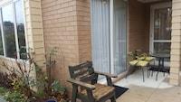 Superior Apartment, Kitchen, Garden View