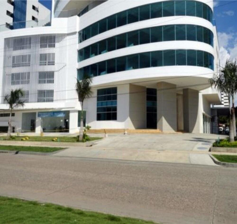Apartamentos Frente Al Mar Cartagena Palmetto Eliptic