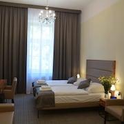 老城羊皮紙公寓飯店