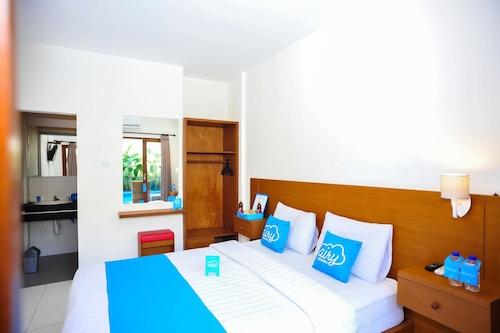 艾里峇里島水明漾克羅波坎貝梅塔奧岡甘布姆巴巴 5B 飯店