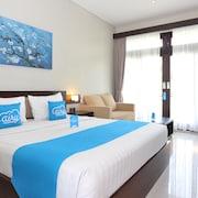 艾里峇里島金巴蘭捷鵬 1 號櫻花飯店
