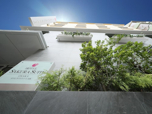 Hotel Sakura Suite Osaka