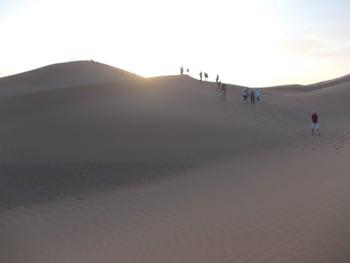 Bivouac Draa - Nuit dans le désert,Morocco,Zagora