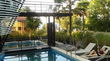 峇里烏瑪庭蓉飯店