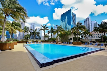 Nuovo Miami Apartments At One Broadway Brickell Hotel