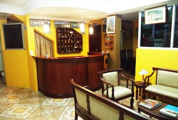 Hotel Margarita Inn Alameda en La colección que inició Benjamín Carrión