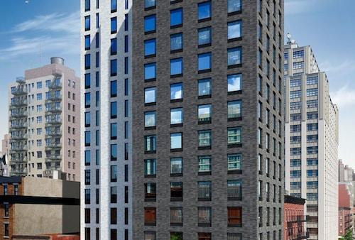 曼哈頓中城西邊喜來登福朋飯店