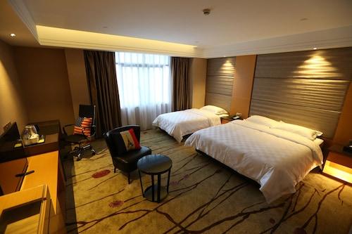 上海富晟國際精品酒店 - 浦東機場川沙迪士尼 1 店