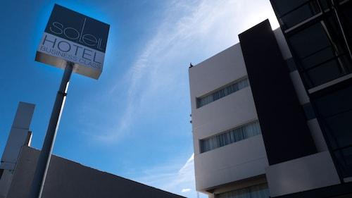 太陽商務級飯店