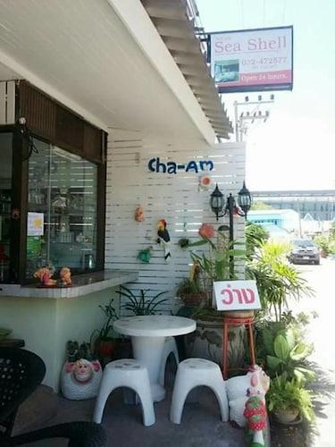 七岩海洋貝殼飯店
