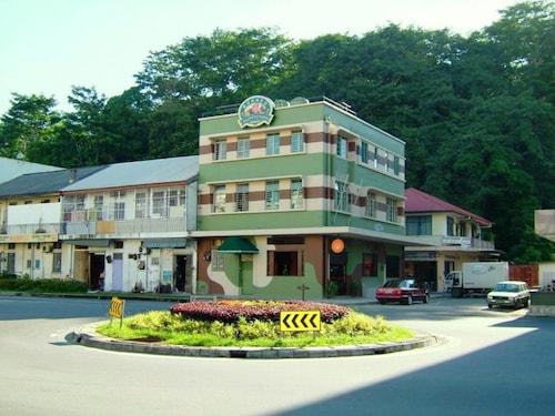 婆羅洲背包客旅館