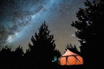 探索生活豪華露營飯店