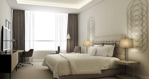 希爾頓坦吉爾市中心住宅飯店