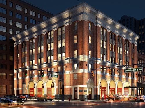 底特律基石飯店